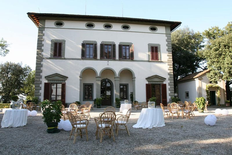 Villa Weddings Tuscany